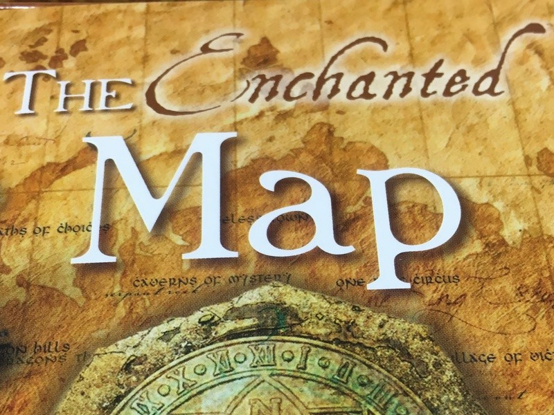 本当の自分に気付くマップ・オラクルカードセラピーの画像