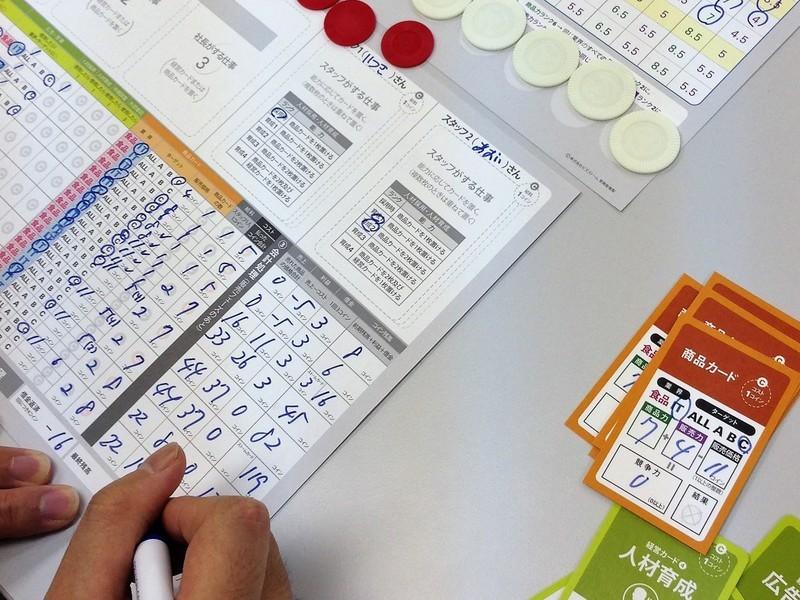 ボードゲームで創業をリアルに体得するビズストームアドバンスセミナーの画像