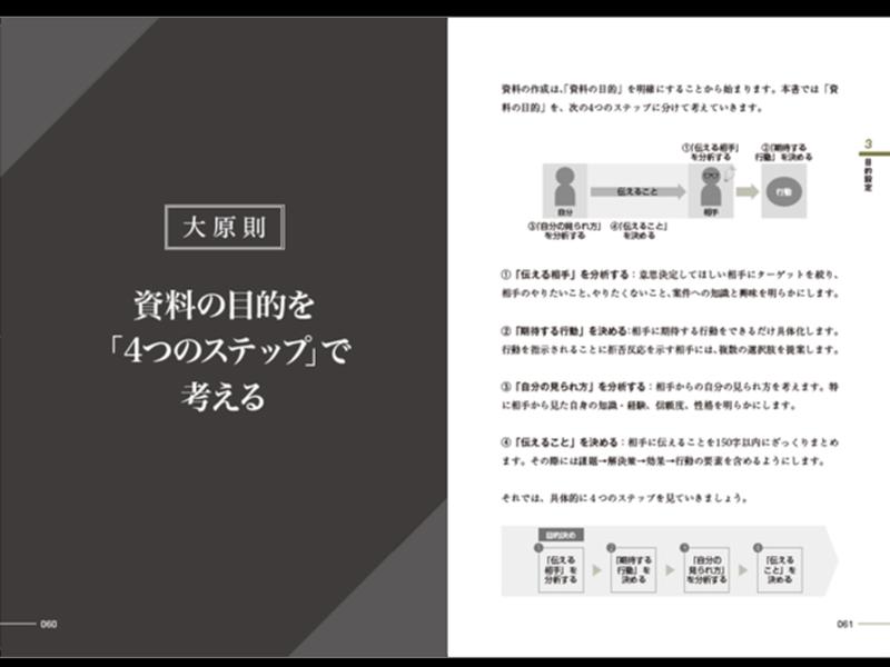 『資料作成 プロフェッショナルの大原則』出版記念セミナーの画像