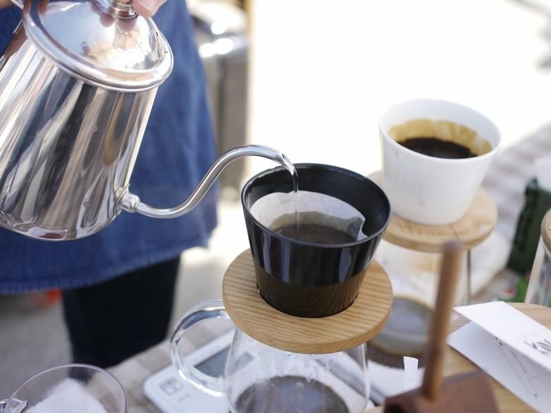 ハンドドリップレッスン:コーヒーの特徴を三大産地別に<アジア篇>の画像