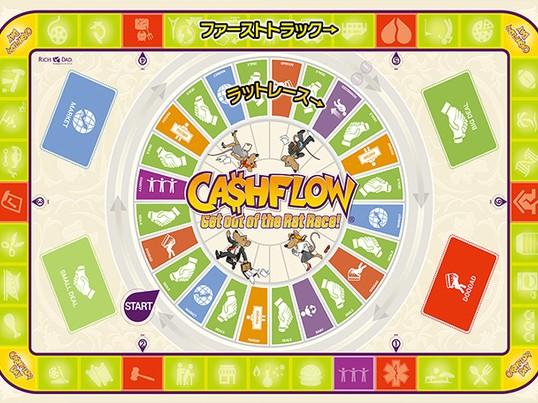 最新版キャッシュフローゲーム会!増税時代に備えるスキルを学べます!の画像