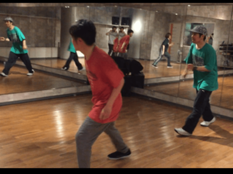 運動不足解消!初めてのストリートダンスの画像