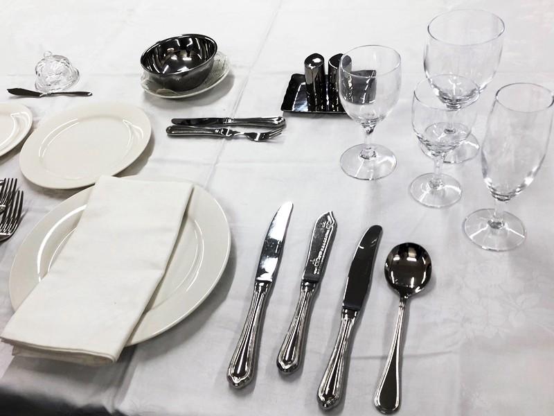 秘書歴18年 マナーアドバイザーに学ぶ「実践!テーブルマナー講座」の画像