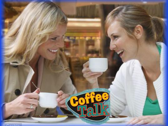 Coffee Talk with Katrina先生の画像