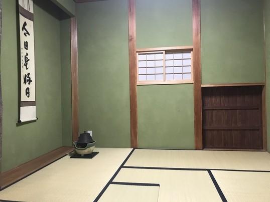 太宰府天満宮そばでランチ会&茶道体験しようの画像