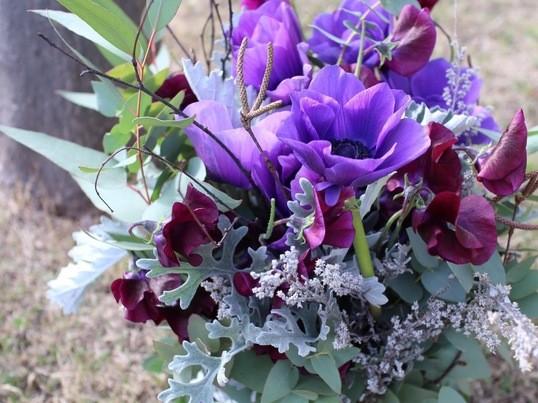 パリジェンヌのお花贈り!コンポジションスペシャルを作りましょう♪の画像