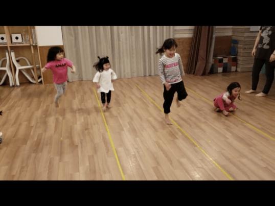 リーズナブルで通いやすい!親子で一緒に楽しめるキッズダンス教室の画像