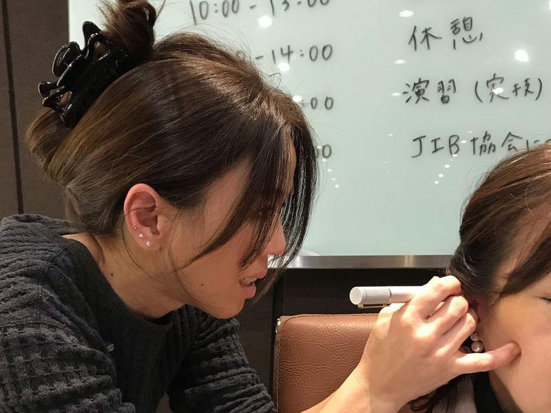 【認定資格講習】オシャレに健康・美容をサポート!イヤーセラピー☆の画像