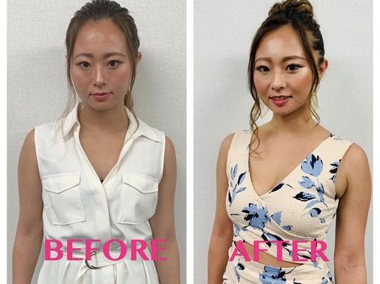 体型診断であなたの魅力を引き出すファッションを学ぶ講座の画像