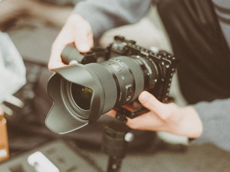 【個人レッスン】一眼ムービー撮影の基礎 集中講座 オンラインも可の画像