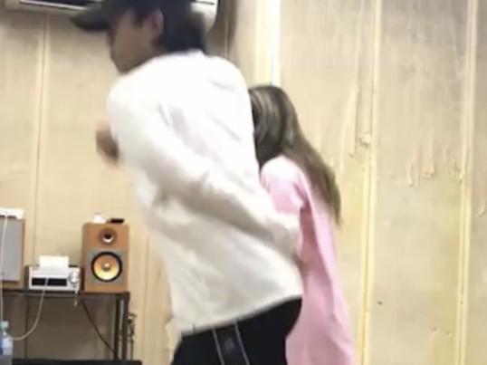 邦楽で踊るストリートダンスの画像