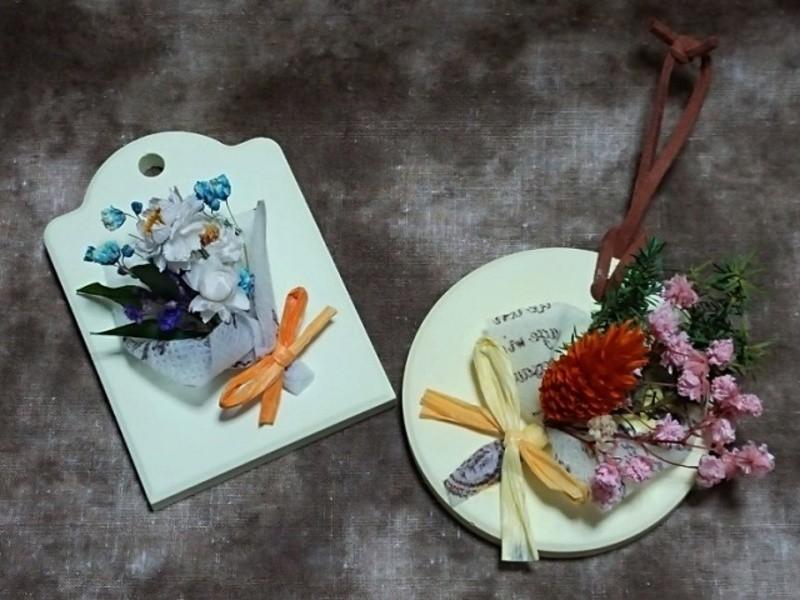 アロマの香りのアロマストーン作りの画像