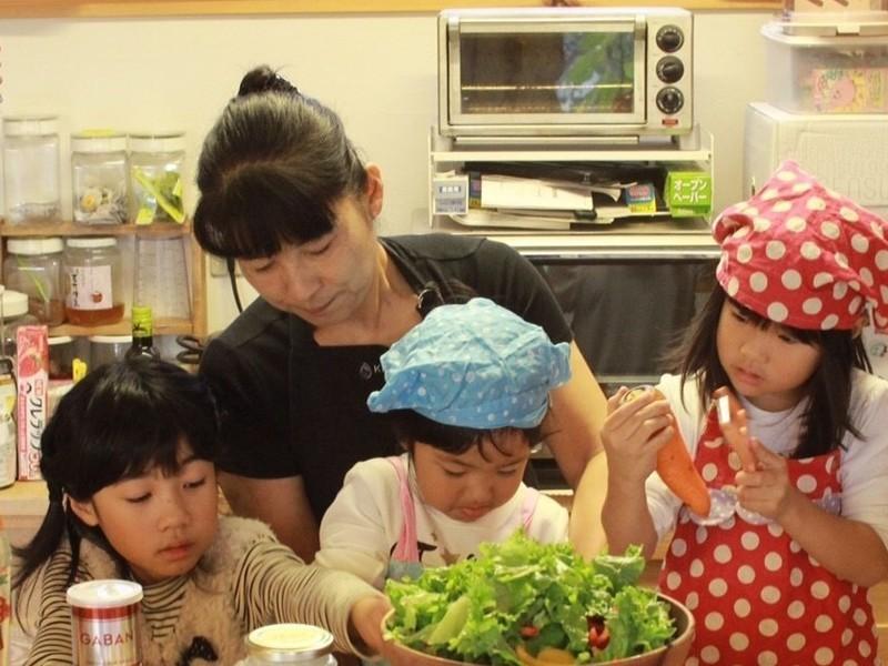NY発!カラダが喜ぶお料理教室~キヌアクラストチキン~の画像