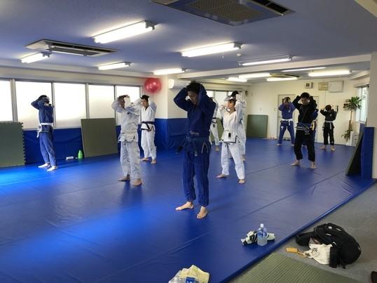 初心者向けの柔術2回体験コース。楽しく格闘技!の画像