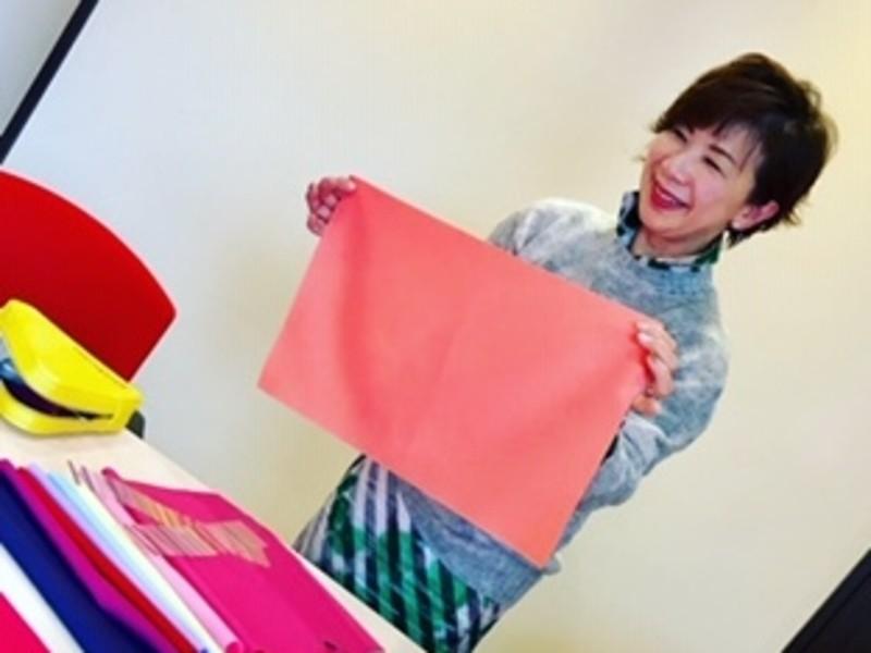 【北九州開催】 望む未来に近づくための カラーコーディネート講座の画像