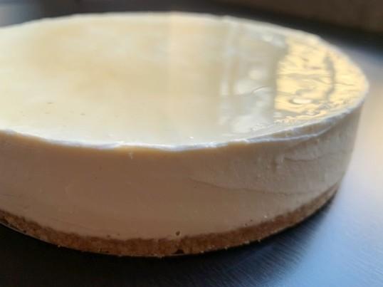 【乳製品/卵/白砂糖/小麦粉フリー】Rawチーズケーキレッスンの画像