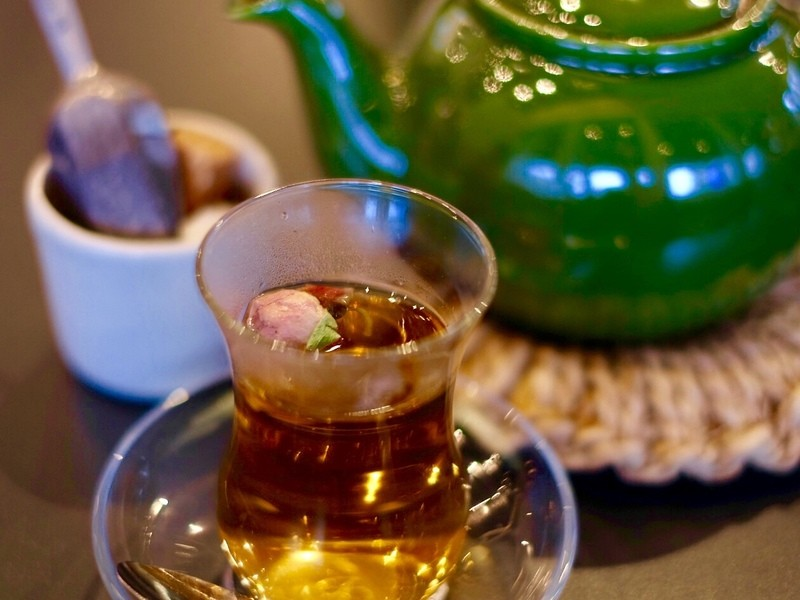 スキンケア編 大人の美容茶をつくろう! お茶deおままごと♪講座 の画像