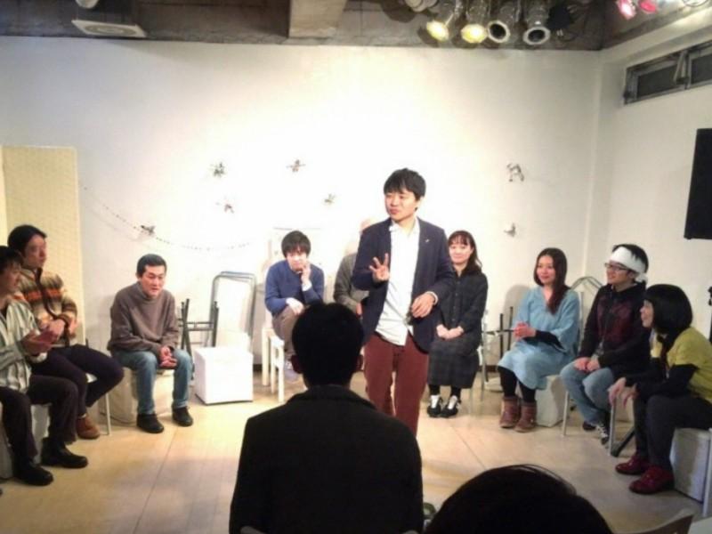 学生・社会人でも週末の演劇レッスンで舞台に立つ in 横浜の画像