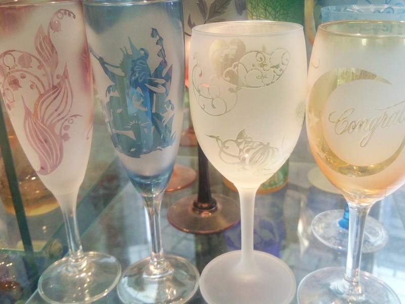 おしゃれに乾杯!ワイングラスorシャンパングラスを作って飲もう。の画像