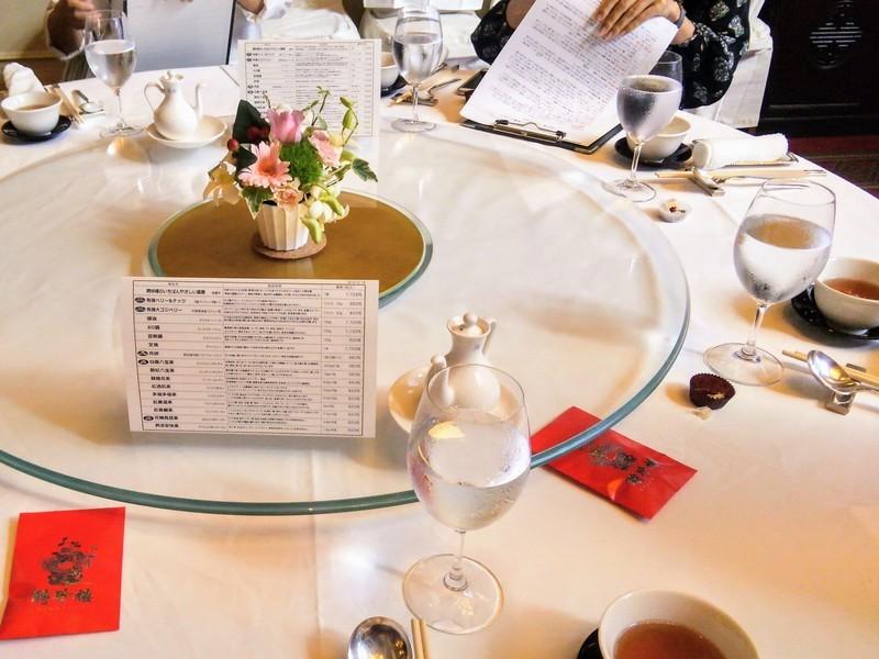 【1DAY】お箸のマナーレッスン(中国料理)の画像