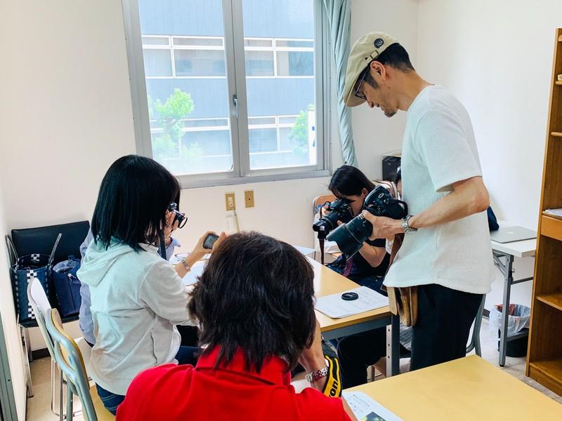 <横浜・初級>2回でカメラの使い方がしっかり学べる講座の画像