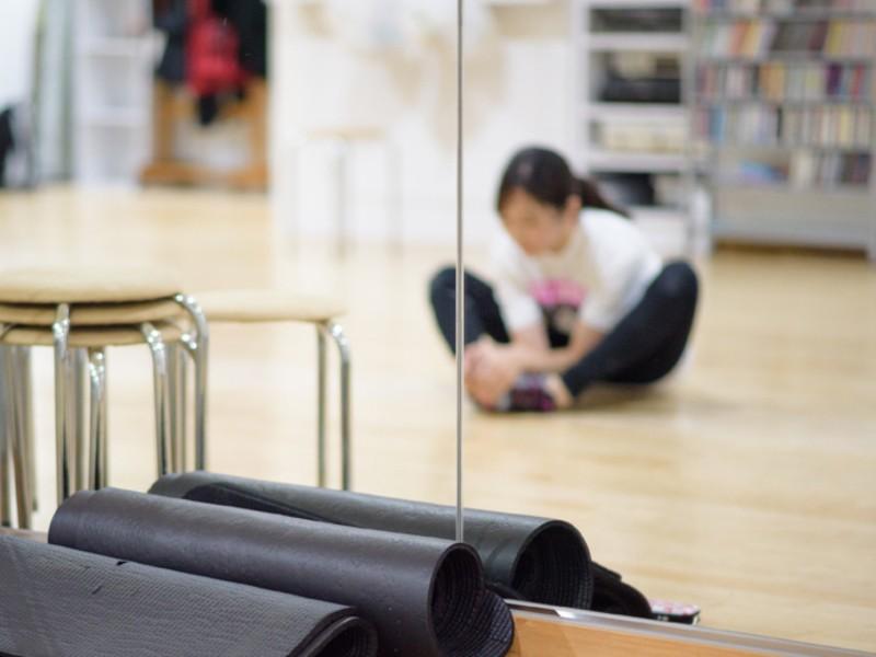 マイムを用いた身体の使い方☆フィジカルトレーニングクラス☆の画像