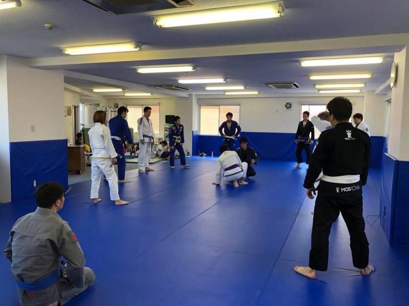 初心者クラス!ブラジリアン柔術!楽しく格闘技の画像