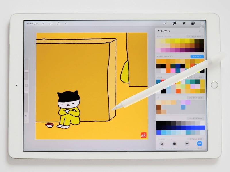【女性限定・子連れOK】iPadで育児絵日記を描いてみよう!の画像