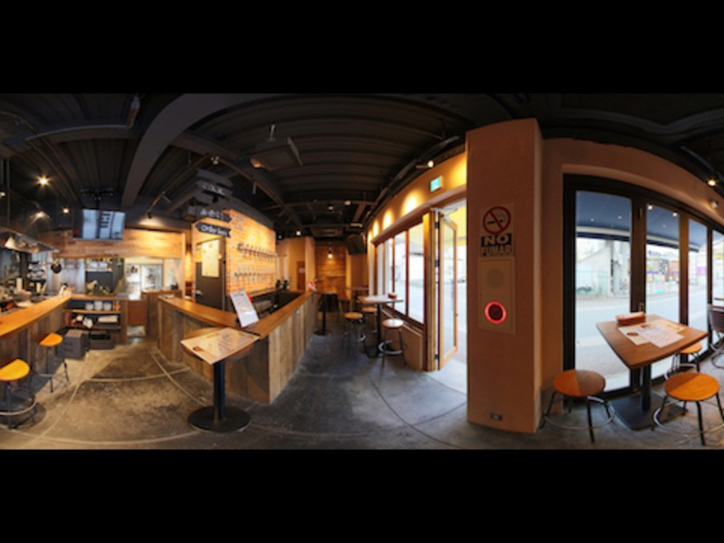 Googleストリートビュー屋内版ビジネススタートアップ講座の画像