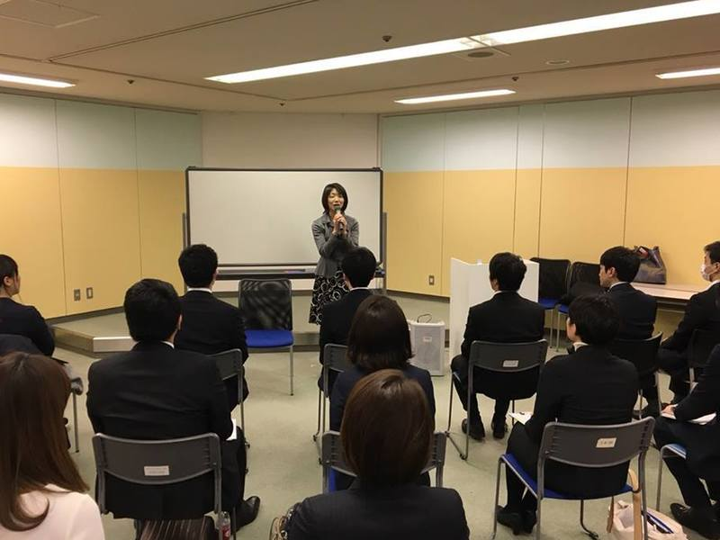 新大阪:100人の前で話しても全く緊張しないメンタルトレーニングの画像