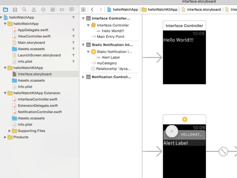 【初心者大歓迎】Apple Watchアプリケーションを開発しようの画像