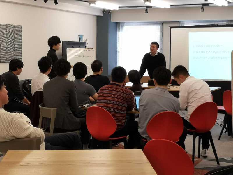 『IDBP』を用いた新規事業プランニング入門講座の画像