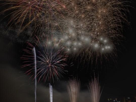5月25日(土)一足早い花火大会🎆打ち上げ花火を撮影しよう!の画像