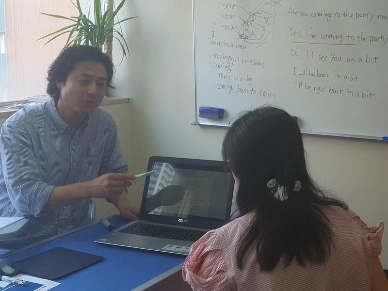 1日集中(4時間) ビジネス&日常英会話プログラム【マンツーマン】の画像