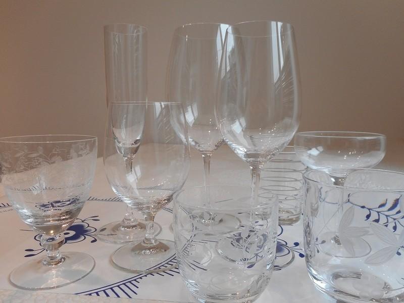 【素敵なテーブル②】食卓を華やかにするガラス器・銀器を知ろう‼の画像