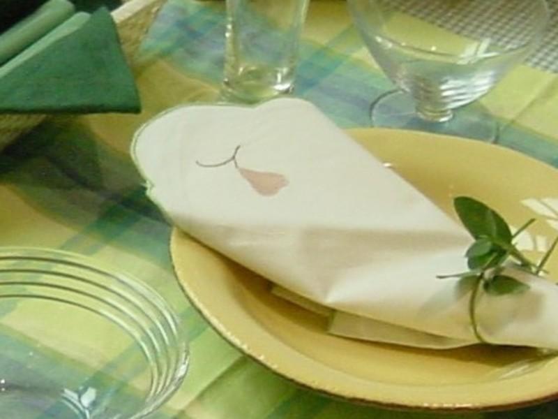 【食卓の知識⑤】洋のテーブルコーディネート/ブレックファストの画像