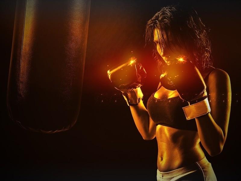 キックボクシング&武術フィットネスの画像