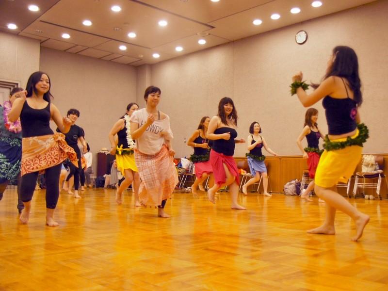 ダンス、リラクゼーション、フィットネスのトータル・セッション!の画像