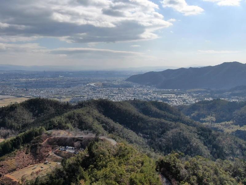 里山で鳥の目を体験する。ドローン空撮講習会の画像