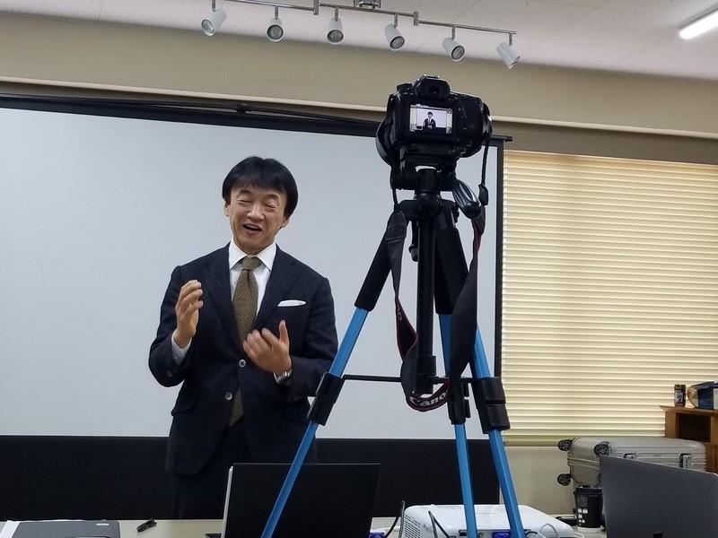 元NHKキャスターが語る「魅力を引き出す動画講座」の画像