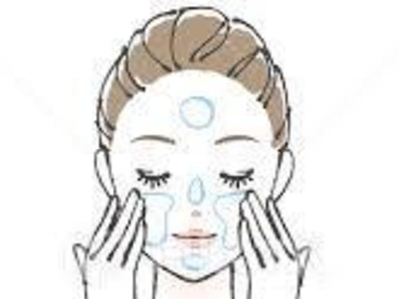 【マスク荒れ】のためのスキンケアレッスンの画像