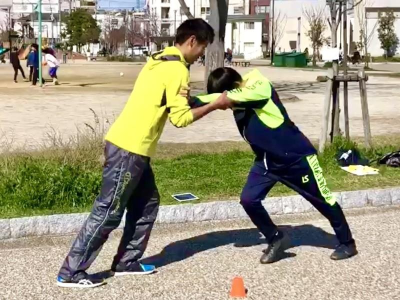 小学生の為の1dayかけっこ・走り方教室~運動会・50m走 編~の画像