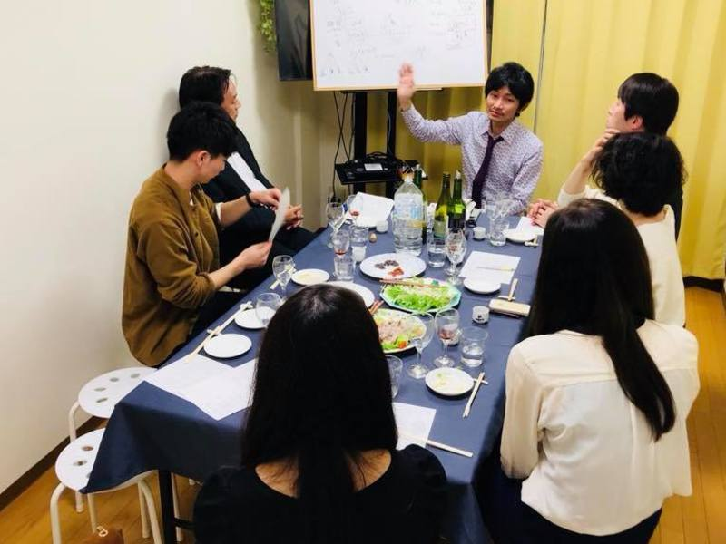 20代30代歓迎!知識ゼロから友達ができる♪日本酒新常識講座の画像