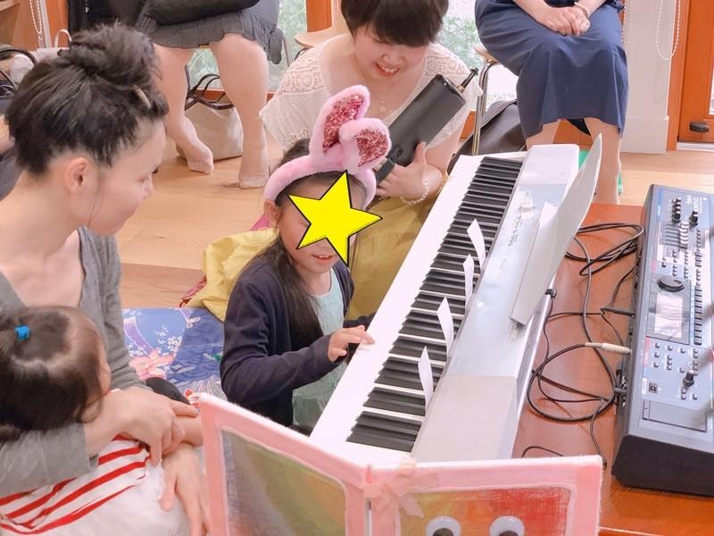 こどもジャムピアノレッスンの画像