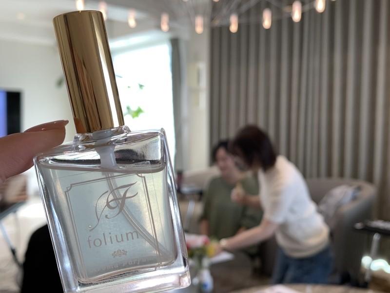 *フルオーダメイド香水*高級天然香料で世界唯一の自分専用香水を調香の画像