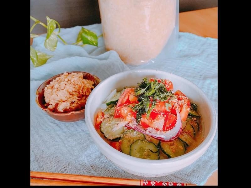 【発酵ごはんの料理教室】~おから味噌作り講座編~の画像
