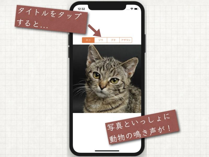 【門前仲町・超初心者向けiPhoneアプリ】音の出るフォトアルバムの画像