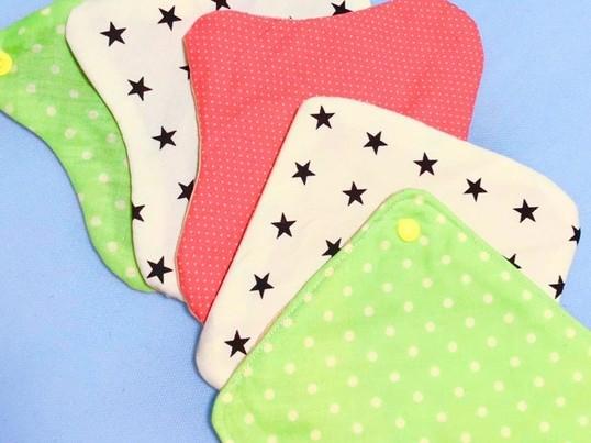 女の子の日が楽しみになる♪初めての方歓迎♡布ナプキンワークショップの画像