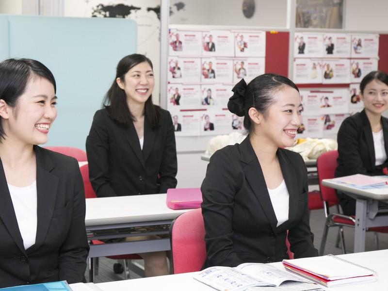 客室乗務員・グランドスタッフを目指すための英会話スキルアップ講座の画像
