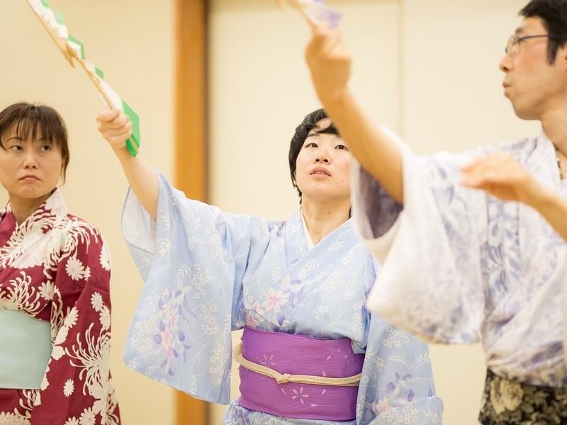 アニソンで日本舞踊【あにちぶ】ワークショップの画像